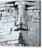Metalmorphosis Spewing Acrylic Print