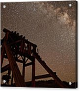 Meteor At Bodie Acrylic Print