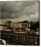 Metropolitan Transit Acrylic Print