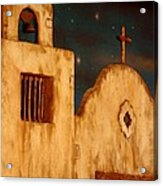 Mexican Night Acrylic Print