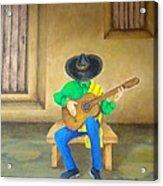 Mexican Serenade Acrylic Print