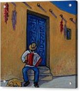 Mexico Impression II Acrylic Print