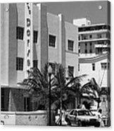 Miami Beach - Art Deco 24 Acrylic Print