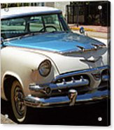 Miami Beach Classic Car 2 Acrylic Print