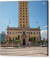Miami Freedom Tower 3 - Miami - Florida Acrylic Print