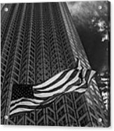 Miami Southeast Financial Center Acrylic Print by Rene Triay Photography