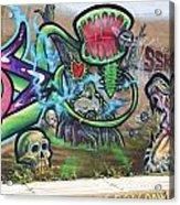 Miami Swamp Acrylic Print