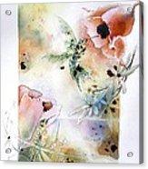 Mica Jewels Acrylic Print