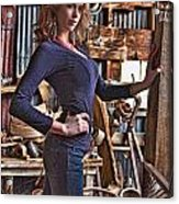 Michaela Jerome 1 Acrylic Print