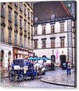 Michaelerplatz. Vienna Acrylic Print