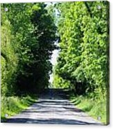 Michigan Country Roads 43 Acrylic Print