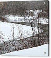 Michigan Stream Acrylic Print