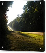 Michigan Sunrise 03 Acrylic Print