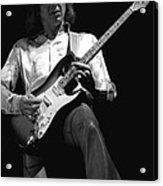 Mick Rocks 1977 Acrylic Print