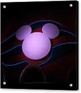 Mickey At Sea 4 Acrylic Print