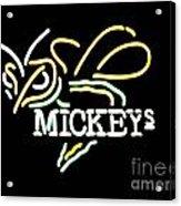 Mickeys Acrylic Print