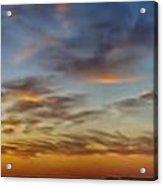 Mid-continent Sunrise Acrylic Print