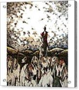 Mid Hunt Acrylic Print