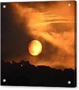 Mid-july Sunrise Acrylic Print