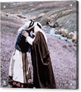 Middle East Bedouins Acrylic Print