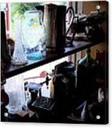 Middlebrook General Store Window Acrylic Print