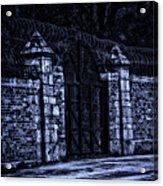 Midnight At The Prison Gates Acrylic Print