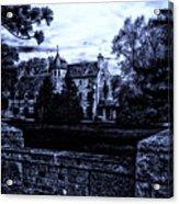Midnight At The Prison Acrylic Print