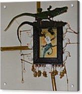 Midnight Cookies - Framed Acrylic Print