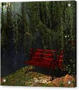 Midnight In The Garden Of Good And Evil Acrylic Print