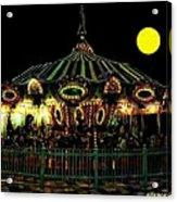 Midnight Midway Acrylic Print