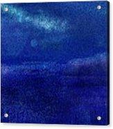 Midnight Sea Passage Acrylic Print