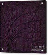 Midnight Tree Acrylic Print