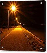 Midnight Walk Acrylic Print