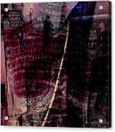 Midnights Grapes  Acrylic Print