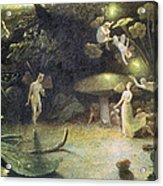 Midsummer's Night Dream Acrylic Print