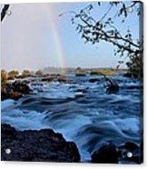 mighty Zambezi Acrylic Print