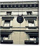 Milan Building Acrylic Print