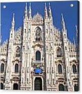 Milan Cathedral  Acrylic Print