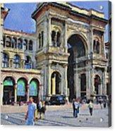Milano Dome Square 1 Acrylic Print