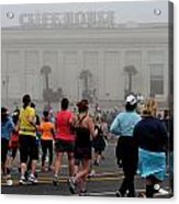 Mile 10 At Cliffhouse Acrylic Print by Dean Ferreira