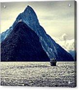 Milford Sound I Acrylic Print