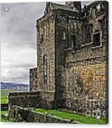 Military Fortress Acrylic Print
