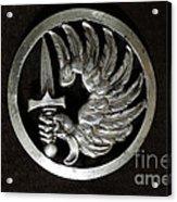 Military - French Foreign Legion Insignia Acrylic Print