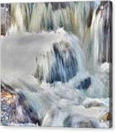 Milky Waterfall Acrylic Print