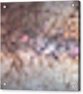 Milky Way 360� Panorama Acrylic Print