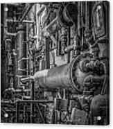Mill-3706 Acrylic Print