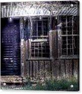 Mill House Acrylic Print
