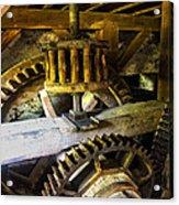 Mill Universal Newlin Mills Pa Acrylic Print
