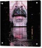 Millennium Park Chicago Acrylic Print by Ed Pettitt