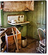 Miller Kitchen Acrylic Print